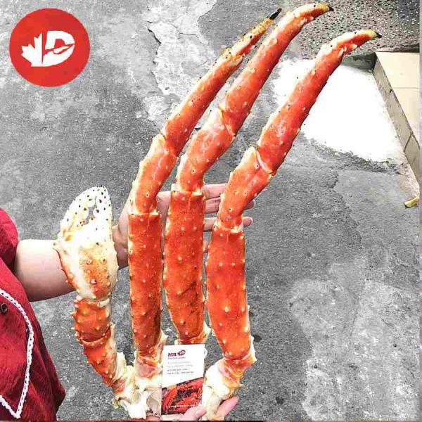 Chân cua king crab